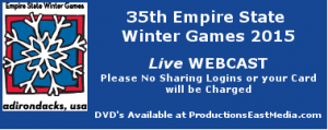 35th Empire State Games 2015 Webcast Banner2